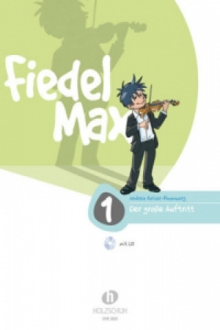Der große Auftritt 1 Violine; .. Bd.1