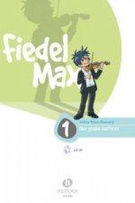 Fiedel-Max für Violine - Der große Auftritt, m. Audio-CD. Bd.1