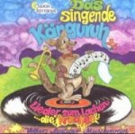 Das singende Känguruh, 1 Audio-CD