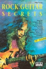 Rock Guitar Secrets, m. Audio-CD