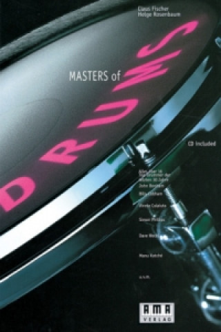 Masters of Drums-Audio