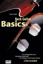 Rock Guitar Basics, m. 2 Audio-CDs
