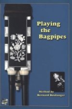Playing the Bagpipes, w. Audio-CD