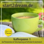 Kaffeepause 1, 1 Audio-CD
