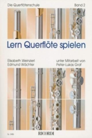 LERN QUERFLTE SPIELEN BAND 2 MIT CD