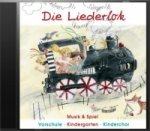Die Liederlok, 1 Audio-CD