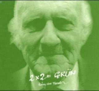 Zwei x 2 gleich grün, 2 CD-Audio