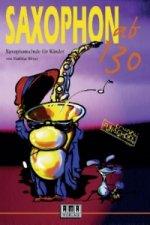Saxophon ab 130, m. Audio-CD