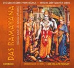 Das Ramayana, 3 MP3-CDs