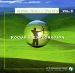 Focus + Exploration, 1 Audio-CD