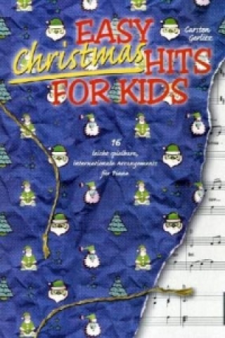 Easy Christmas Hits for Kids, für Klavier