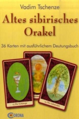 Altes sibirisches Orakel Orakelkarten