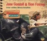 Jane Goodall & Dian Fossey, 1 Audio-CD