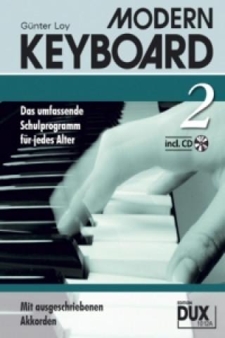 Modern Keyboard, Schulprogramm. H.2