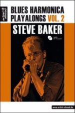 Blues Harmonica Playalongs, m. Audio-CD. Vol.2