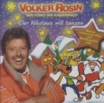 Der Nikolaus will tanzen, Audio-CD