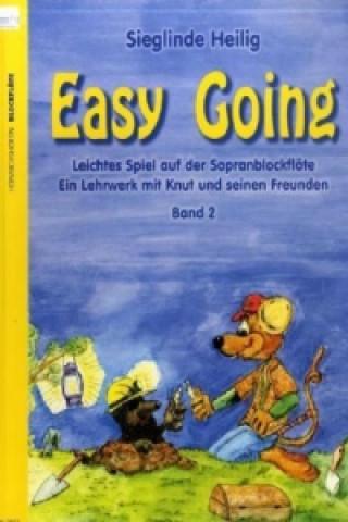 Easy Going, für Sopranblockflöte. Bd.2