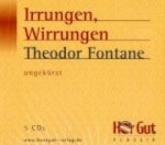 Irrungen, Wirrungen, 5 Audio-CDs