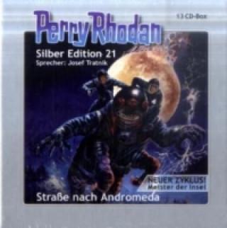 Perry Rhodan, Silber Edition - Die Straße nach Andromeda
