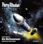 Perry Rhodan, Andromeda - Die Methanatmer, 8 Audio-CDs