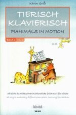 Tierisch klavierisch 2. Bd.2