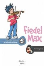 Fiedel-Max 5 Violine - Klavierbegleitung; .. Bd.5