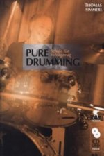 Pure Drumming, m. MP3-CD u. DVD
