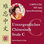 Stufe C, Sprachtraining, 2 MP3-CDs
