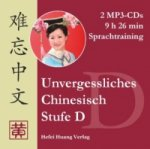 Stufe D, Sprachtraining, 2 MP3-CDs
