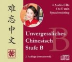 Stufe B, Sprachtraining, 4 Audio-CDs