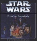 Star Wars, Erben des Imperiums, 4 Audio-CDs. Tl.1-4