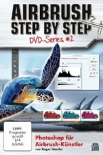 Airbrush Step by Step, 1 DVD