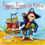 Piraten-Lieder für Kinder, Audio-CD