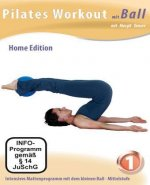 Pilates Workout mit Ball, DVD. Vol.1