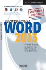 Word 2013 Professional, CD-ROM