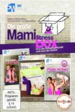 Die große Mamifitness-Box, 3 DVDs