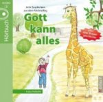 Gott kann alles, Audio-CD
