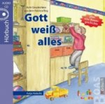 Gott weiß alles, Audio-CD
