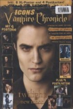 Icons Vampire Chronicle, limitiertes Bundle (2 Ausgaben): Postermag 2 + Twilight: New Moon, 2 Tle.