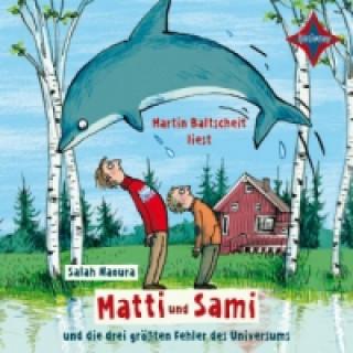 Matti und Sami und die drei größten Fehler des Universumss