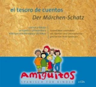 El tesoro de cuentos; Der Märchenschatzs