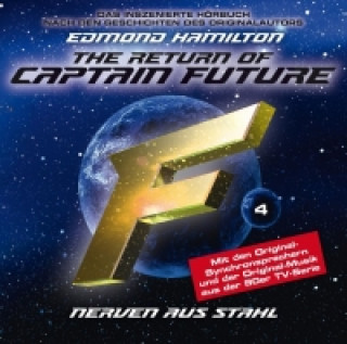 The Return of Captain Future - Nerven aus Stahl