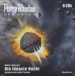 Perry Rhodan, Lemuria - Die längste Nacht, 8 Audio-CDs