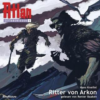Atlan, Zeitabenteuer - Ritter von Arkon