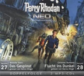 Perry Rhodan NEO - Das Gespinst / Flucht ins Dunkel