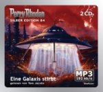 Perry Rhodan Silberedition - Eine Galaxis stirbt, 2 MP3-CDs