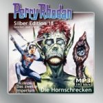 Perry Rhodan Silberedition - Hornschrecken, 2 MP3-CDs