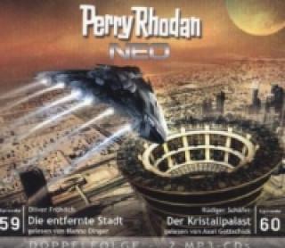 Perry Rhodan NEO - Die entfernte Stadt / Der Kristallpalast