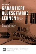 Garantiert Bluesgitarre lernen, m. CD-ROM