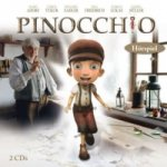 Pinocchio, 2 Audio-CDs